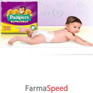 pampers progressi sensitive midi 28 pezzi