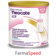 neocate lcp polvere 400g