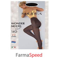 wonder model collant 140 opaco nero 3