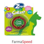 zcare natural collare cani&