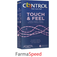 control touch & feel 6pz