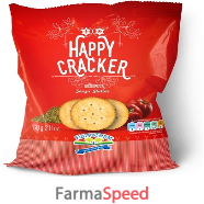 happy farm happy crackers gusto pizza 60 g