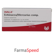 echinacea mer co 10 supposte ad wala