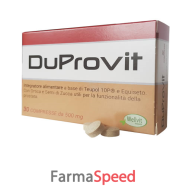 duprovit 30 compresse