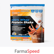 100% whey protein shake milk chocolate 900 g