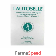 lautoselle 20 bustine