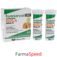 tusseval gola ad 24cpr