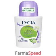 lycia roll on deo natur 50ml