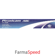 piroxicam (abc)*gel 50 g 1%