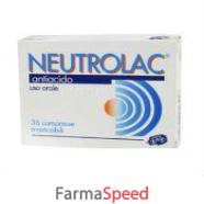 neutrolac*36 cpr mast