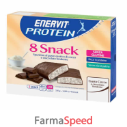 enervit protein snack cocco 8b