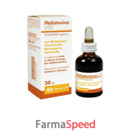 viti melatonina complex gocce 30 ml