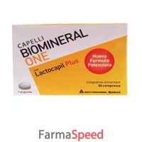 Biomineral One Lact 30cpr Sh U