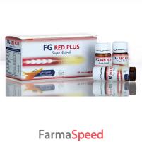 Fg Red Plus 10 Flaconcini 10 Ml Farmaspeed It
