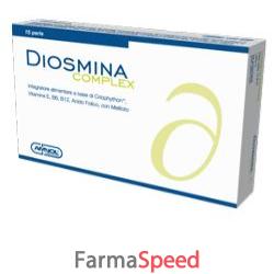 diosmina complex 15 perle