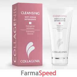 collagenil cleansing soft scrub detergente 200 ml