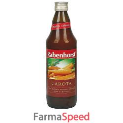 rab succo carota biol 750ml