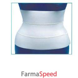 cintura elastica ortopedica postoperatoria tipo forte gea3 misura 80/130 3 pannelli