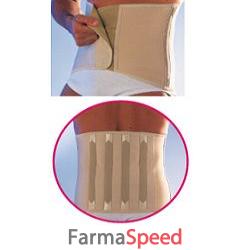 scudotex corsetto cotton protection cm 30 naturale 6