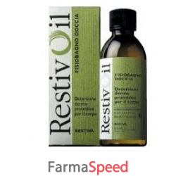 restivoil fisiobagno doccia 250 ml