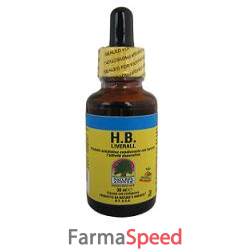 hb liverall 30 ml