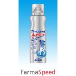 timodore action spray deodorante piedi