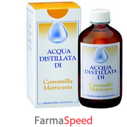 camomilla acqua distill 250ml