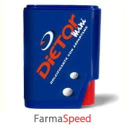 dietor mini dolcificante dispenser 300 compresse