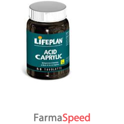 acid caprylic 50 tavolette
