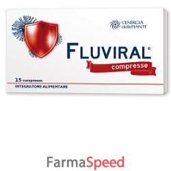 fluviral 15 compresse