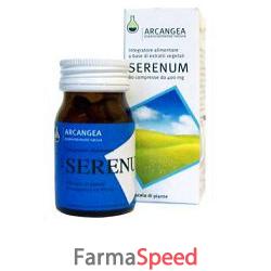 serenum 80cps 400mg