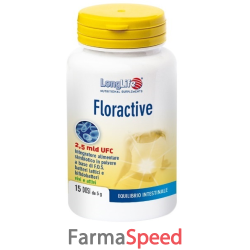 longlife floractive polvere 75 g