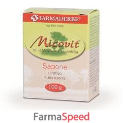 micovit sapone 100 g