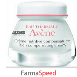 avene crema nutritiva compensatrice ricca 50 ml. Black Bedroom Furniture Sets. Home Design Ideas
