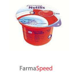 nutilis aqua gel granatina 125 g 12 pezzi