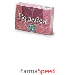 equadex 50 tavolette 0,44g