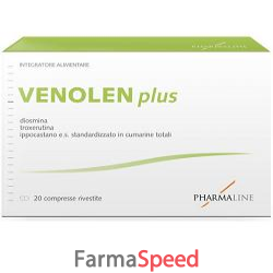 venolen plus 20 compresse