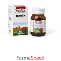 betulla 100 tavolette 400 mg