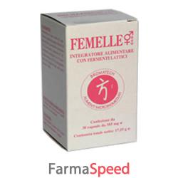 femelle 30 capsule