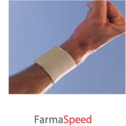 polsino elastico a strappo regolabile scudotex in colore bianco modello 4 articolo 542