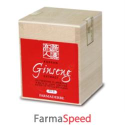 ginseng korean rosso 30 ml
