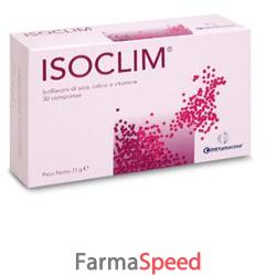 isoclim 30 compresse