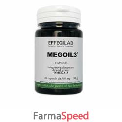 megoil3 60 capsule