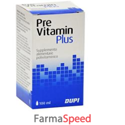 previtamin plus 100 ml