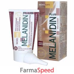 melanidin plus crema eupigmentante 50 ml