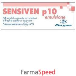 sensiven p10 emulsione 40ml