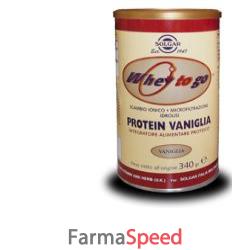 protein vaniglia polvere 340 g