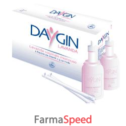 daygin lavanda vaginale 5 flaconi da 100 ml + 5 cannule