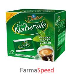 dietor cuore naturale 30 bustine