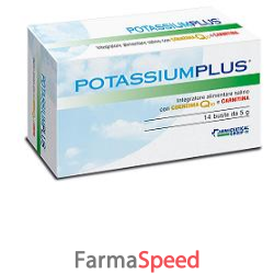 potassiumplus 14 bustine